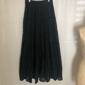 STYLE & CO Peasant skirt